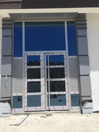 Alüminyum Doğrama Kapı Sistemi